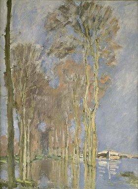 Claude Monet: Überschwemmung