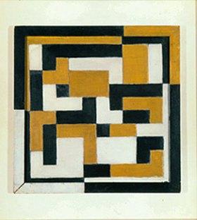 Theo van Doesburg: Komposition (aus der Collection Armand P.Bartos)
