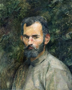 Henri de Toulouse-Lautrec: Bildnis eines bärtigen Mannes