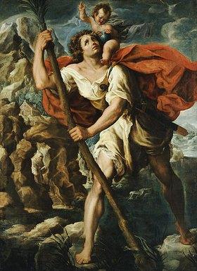 Orazio Borgianni: Der hl. Christophorus