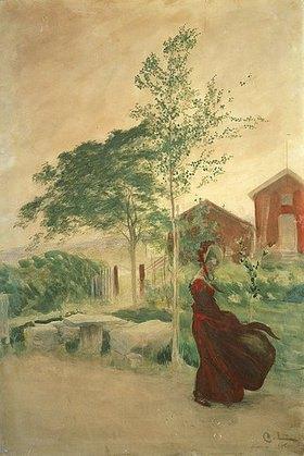 Carl Larsson: Stina