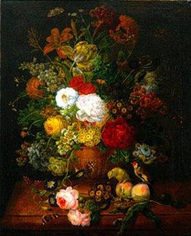Jan van Os: Blumenstillleben
