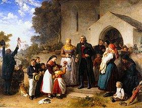 Friedrich Bischoff: Gratulation zur Goldenen Hochzeit