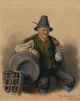 Peter Krämer: Die Weinprobe