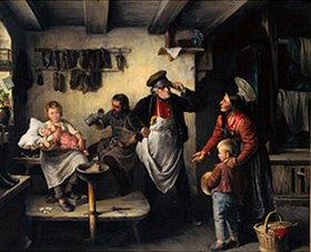 Sigmund Eggert: In der Schusterwerkstatt