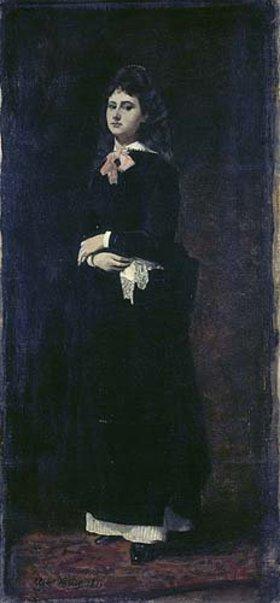 Albert von Keller: Frau Catore