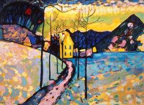 Wassily Kandinsky: Winterlandschaft I
