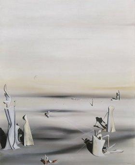 Yves Tanguy: Die Luft in ihrem Spiegel