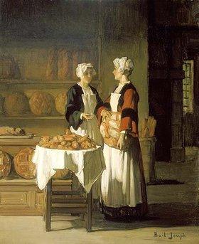 Joseph Bail: Brotverkauf