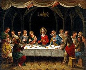 Sebastian Jaud: Abendmahl