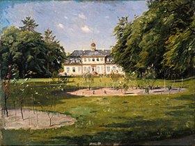 Peder Moensted: Schloss Sorgenfrei