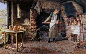 Arthur Foord Hughes: Unser täglich Brot