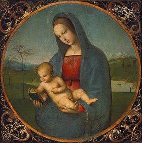 Raffael (Raffaello Sanzio): Madonna Conestabile