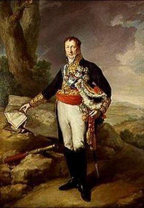 Vicente López: Bildnis des Don Pedro Alcantara de Coledo, Duque del Infantado