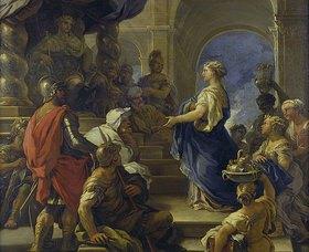 Luca (Fa Presto) Giordano: Salomo und die Königin von Saba