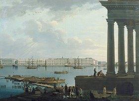 Benjamin Paterssen: St.Petersburg, der Winterpalast