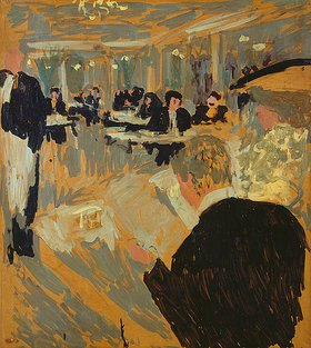 Edouard Vuillard: Im Café