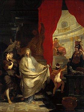 Gerard de Lairesse: Allegorische Darstellung auf das Leben eines Künstlers (II.): Jünglingsalter