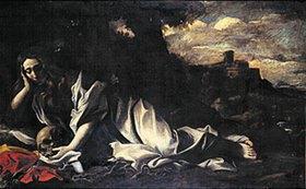 Giovanni Lanfranco: Die büßende Maria-Magdalena