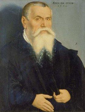 Lucas Cranach d.J.: Bildnis von Lucas Cranach d.Ä
