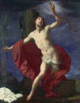 Francesco Furini: Der Heilige Sebastian