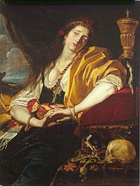 Abraham Janssens van Nuyssen: Die Heilige Magdalena