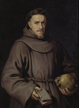 Peter Paul Rubens: Bildnis eines Franziskanermönchs