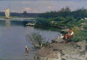 Walter Leistikow: Flussufer