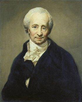 Anton Graff: Bildnis eines älteren Mannes. Nach