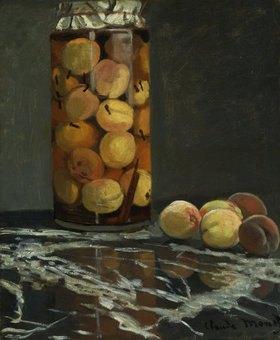 Claude Monet: Das Pfirsichglas