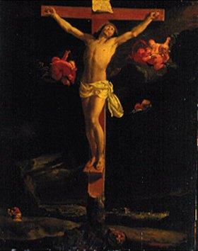 Charles Le Brun: Christus am Kreuz