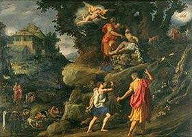 Alessandro (Bronzino) Allori: Die Opferung Isaacs
