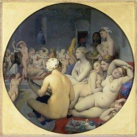 Jean Auguste Dominique Ingres: Das türkische Bad