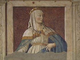 Andrea dal Castagno: Die Königin Esther