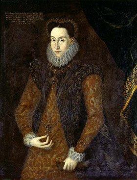 Deutsch: Pfalzgräfin Anna, Tochter des Wilhelm von Jülich