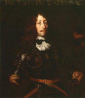 Joachim von Sandrart: Herzog Philipp Wilhelm von der Pfalz (1615-1690)