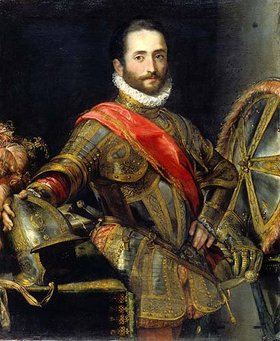 Federigo Barocci: Francesco della Rovere, Bildnis