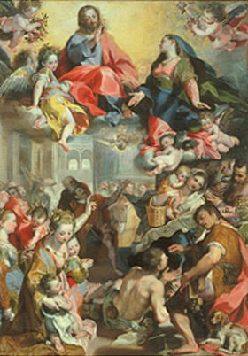 Federigo Barocci: Madonna des Popolo