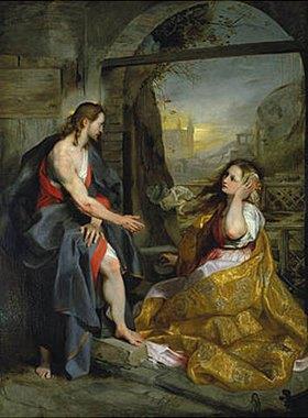 Federigo Barocci: Christus und Magdalena