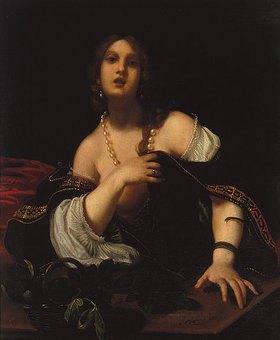 Giovanni Biliverti: Tod der Kleopatra