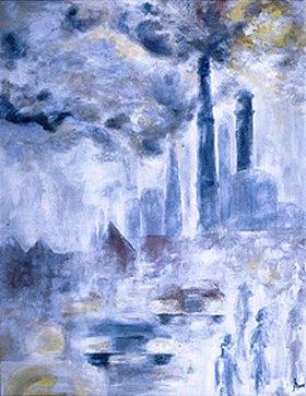 Annette Bartusch-Goger: Smog