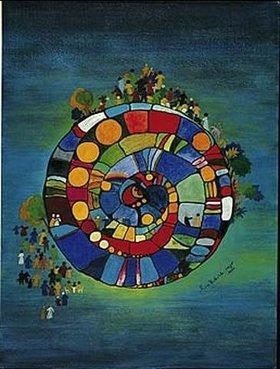 Annette Bartusch-Goger: Gemeinschaft weltweit