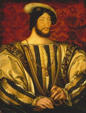 François Clouet: Franz (François) I., König von Frankreich