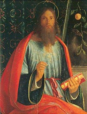 Boccaccio (Boccaccino): Johannes der Evangelist