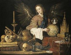 Antonio de Pereda: Allegorie der Vergänglichkeit