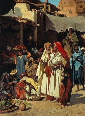 J Carnelli: In einem arabischen Souk