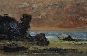 Gustave Courbet: Nach dem Sturm