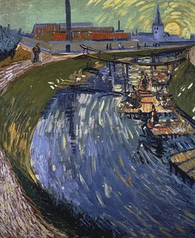 Vincent van Gogh: La Roubine du Roi