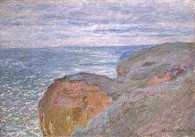 Claude Monet: Lichtreflexe auf dem Meer bei Dieppe