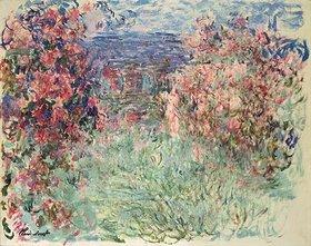 Claude Monet: Im Rosengarten
